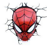 Spiderman Mask 3D LED Light