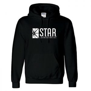 Classic Star Laboratories Hoodie Black
