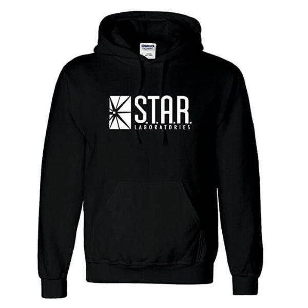 Classic Star Laboratories Hoodie Black
