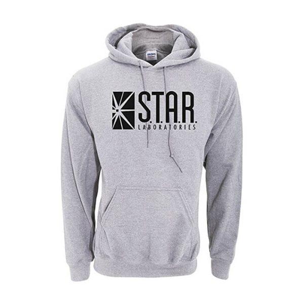 Classic Star Laboratories Hoodie Grey