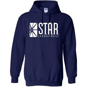 Classic Star Laboratories Hoodie Navy