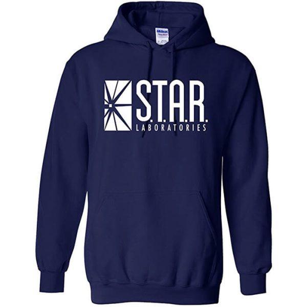 Classic Star Laboratories Hoodie Navy