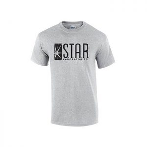 Star Laboratories T-Shirt Grey
