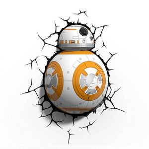 Star Wars Bb-8 3D Light