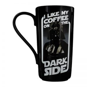 Star Wars I Like my Coffee on the Dark Side Mug