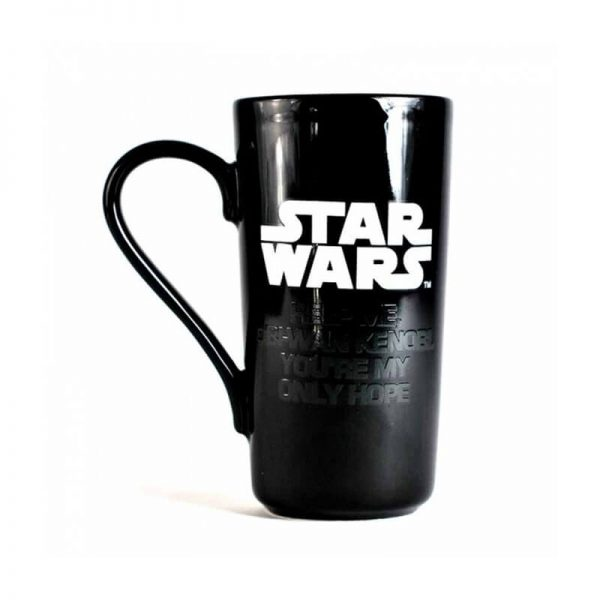 Star Wars Leia Heat Changing Mug3