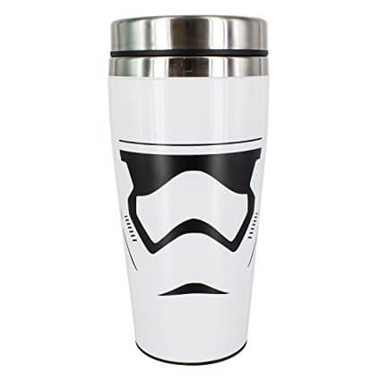 Star Wars Storm Trooper Travel Mug