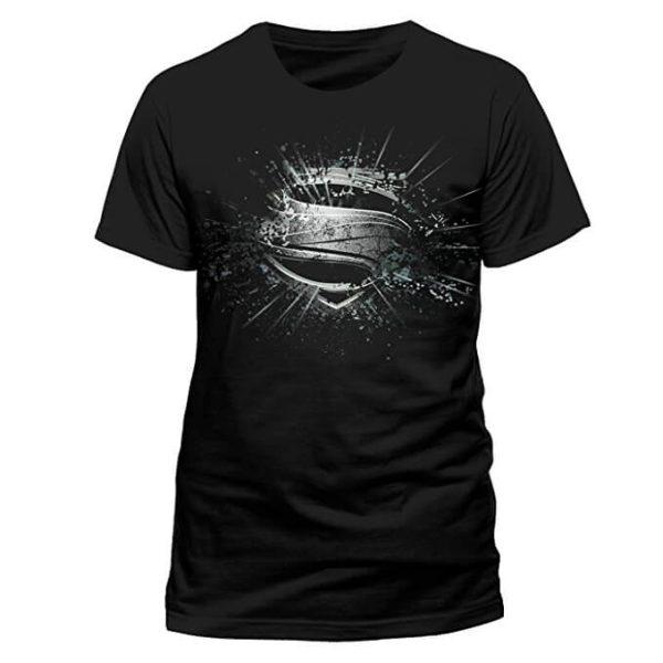 Superman Man of Steel T-Shirt