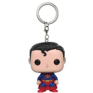 Superman POP! Key Chain