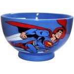 Superman Stoneware Bowl2