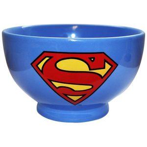 Superman Stoneware Bowl