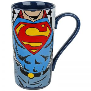 Superman Super Strength Large Mug
