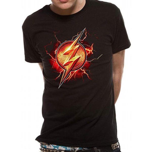 The Flash Logo T-Shirt