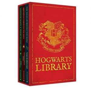 The Hogwarts Library Book Set Box