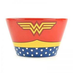 Wonder Woman Ceramic Deep Bowl