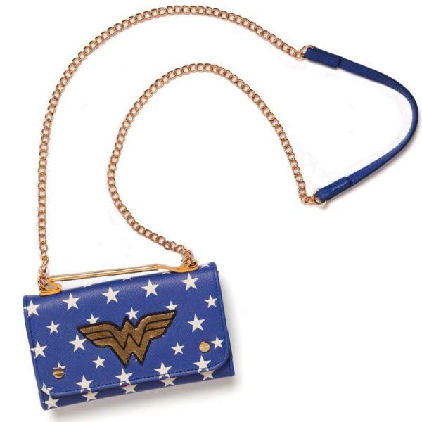 Wonder Woman Clutch Purse Bag