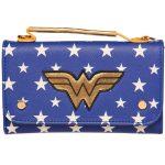 Wonder Woman Clutch Purse Bag Front