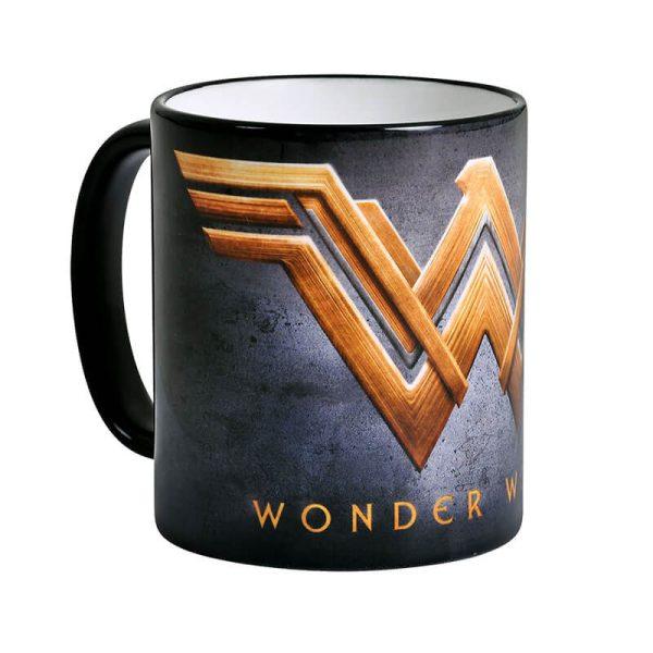 Wonder Woman Film Logo Cup