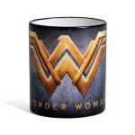 Wonder Woman Film Logo Cup2