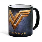 Wonder Woman Film Logo Cup3