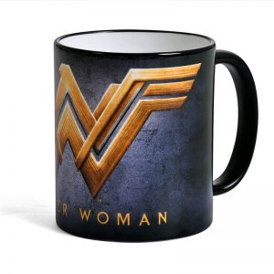 Wonder Woman Film Logo Cup3