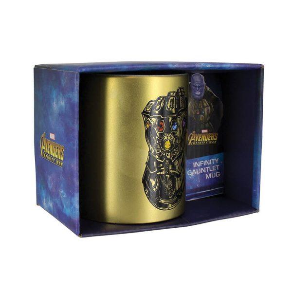 Marvel Avengers Infinity War Mug Box