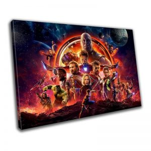 Avengers Infinity War Canvas