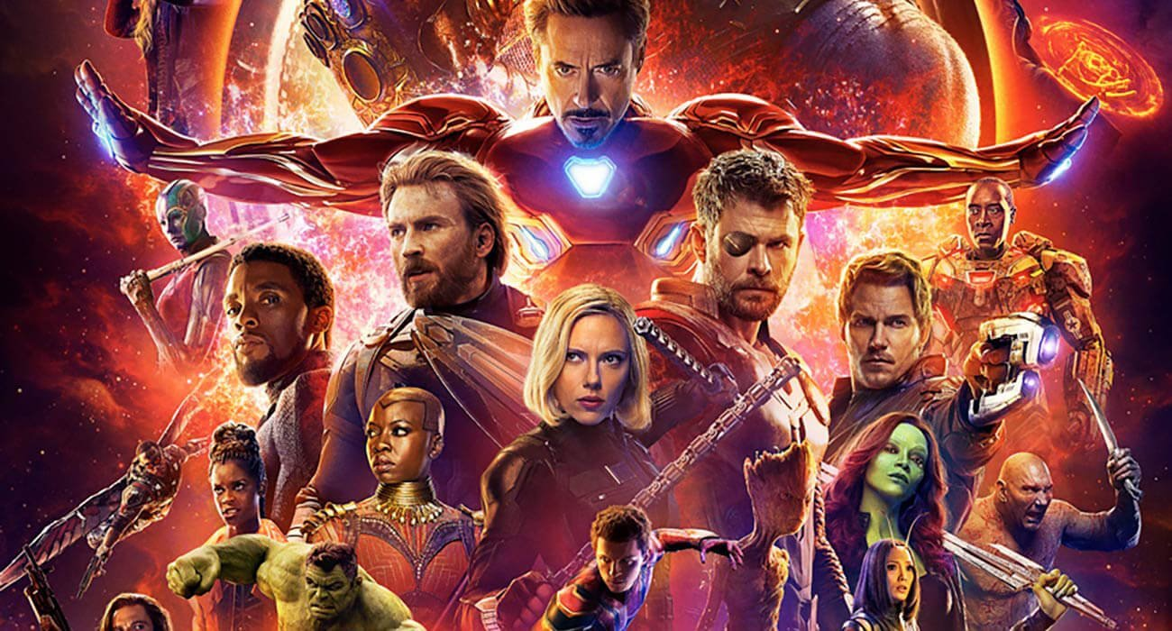 Avengers: Infinity War Official Trailer Out Now!