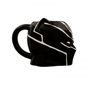Black Panther 3D Mug Right
