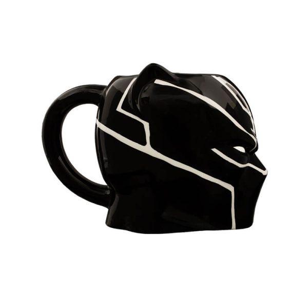 Black Panther 3D Mug Right
