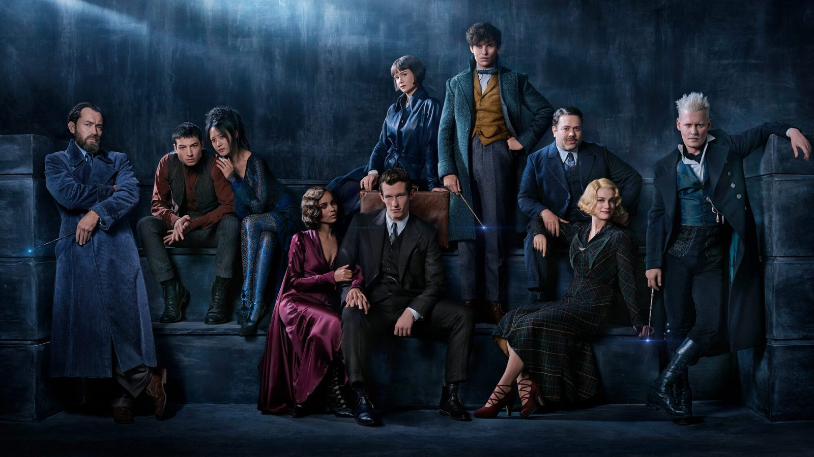 Fantastic Beasts: The Crimes of Grindelwald Teaser Trailer