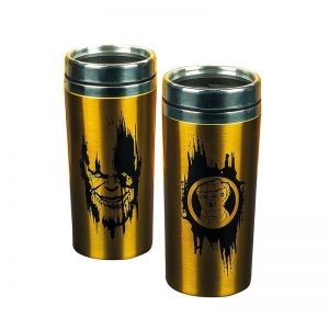 Marvel Avengers Infinity War Thanos Travel Mug