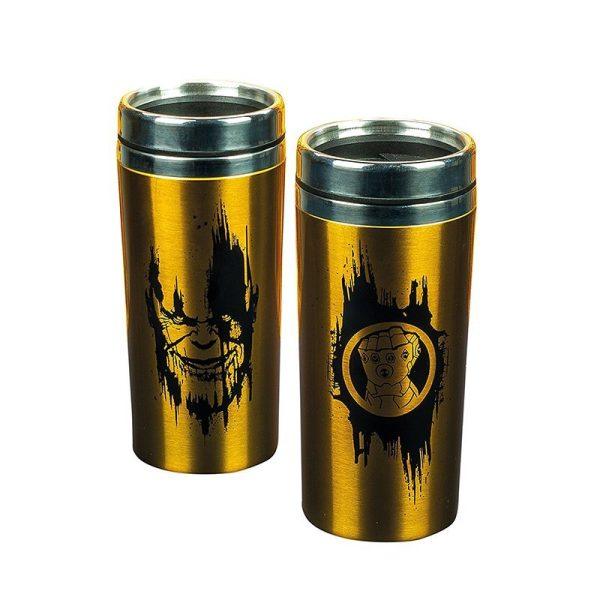 Marvel Avengers Infinity War Thanos Travel Mug