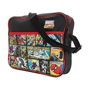 Marvel Comics Shoulder Strap Messenger Bag