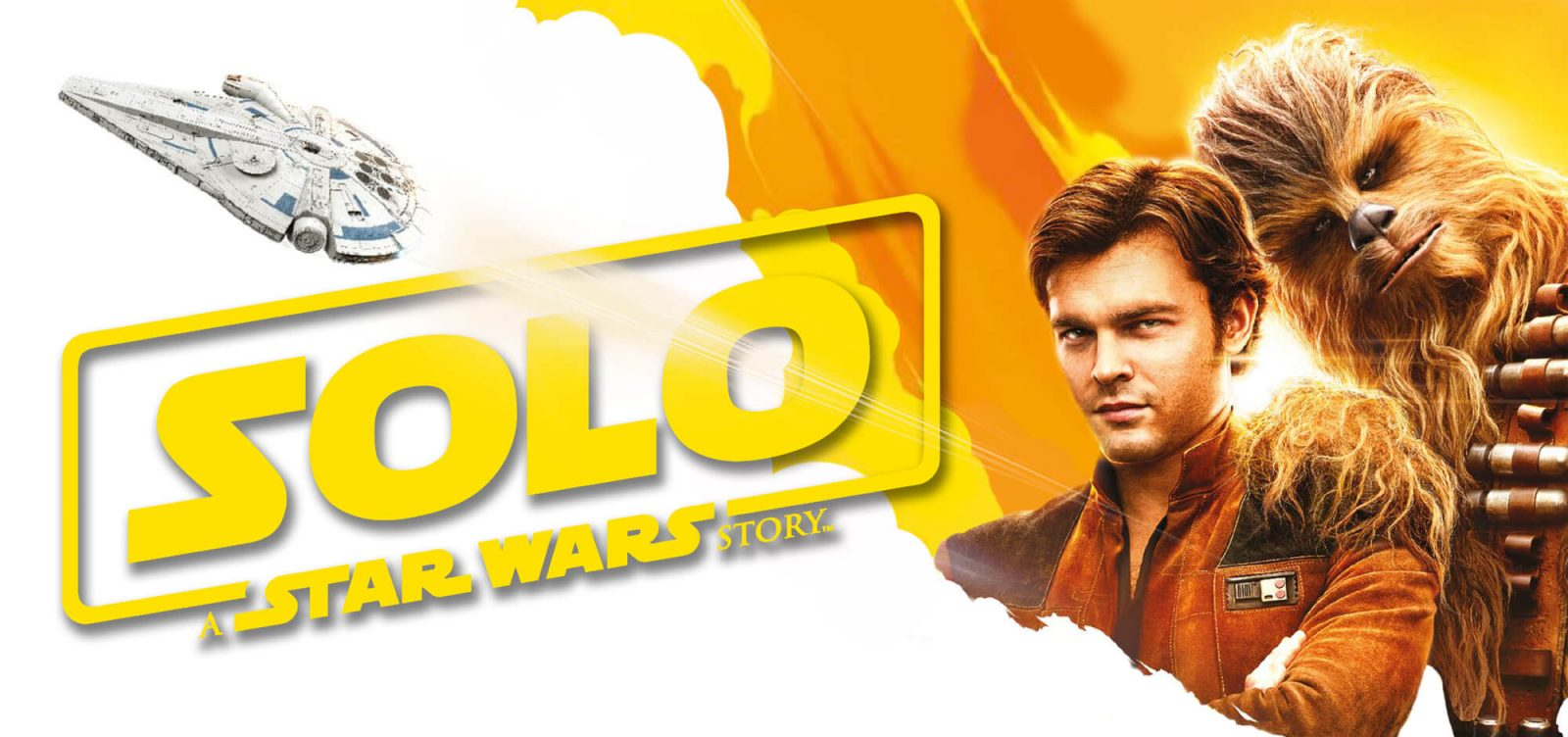 Watch The New Solo: A Star Wars Story Trailer