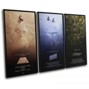 Star Wars Trilogy Movie Posters