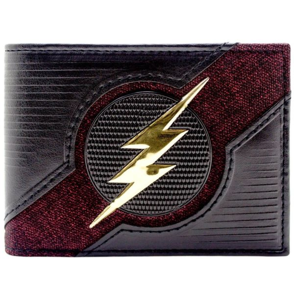 The Flash Textured Wallet
