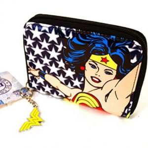 Wonder Woman Pop Art Purse