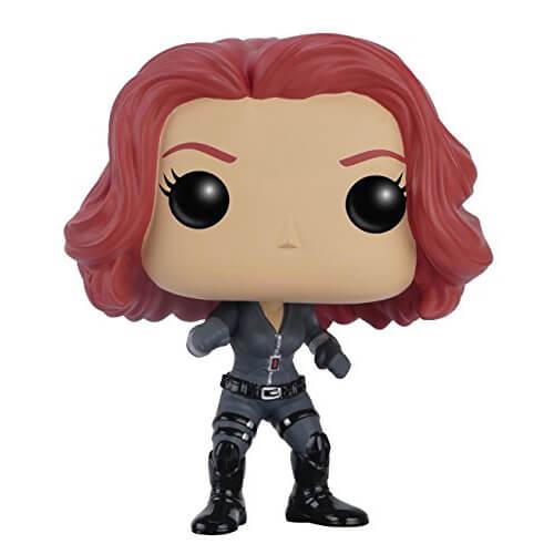 Captain America Black Widow POP! Figure