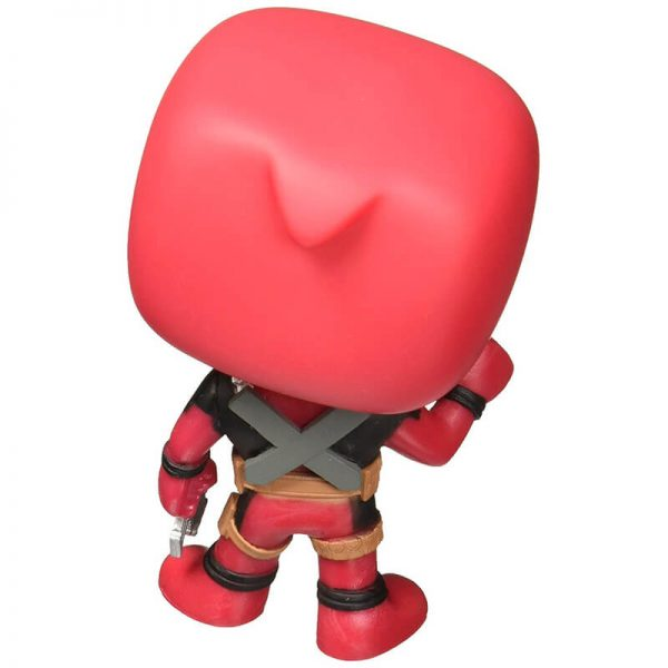 Deadpool POP! Figure Back