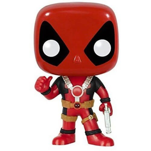 Deadpool POP! Figure
