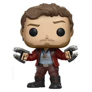 Guardians of the Galaxy 2 Star Lord POP! Figure