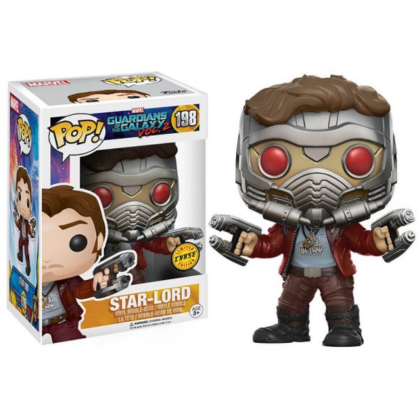 Guardians of the Galaxy 2 Star Lord POP! Figure3