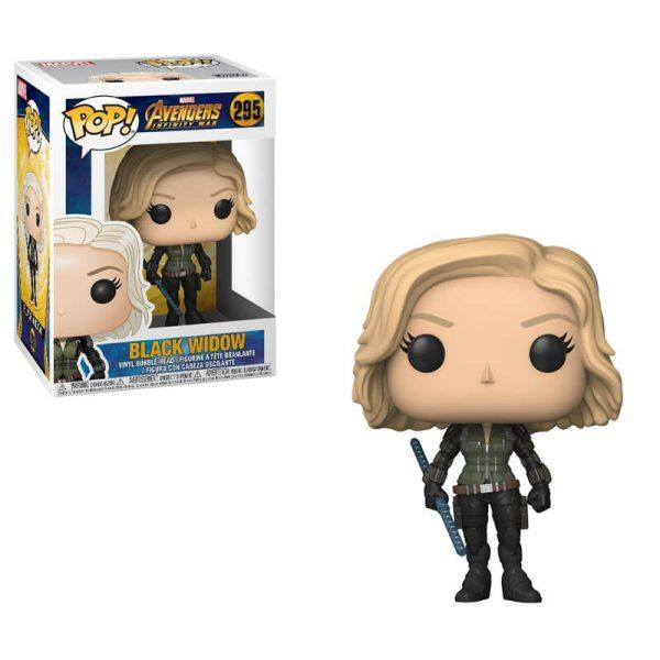 Infinity War Black Widow POP! Figure 2