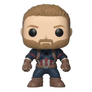 Infinity War Captain America POP! Figure