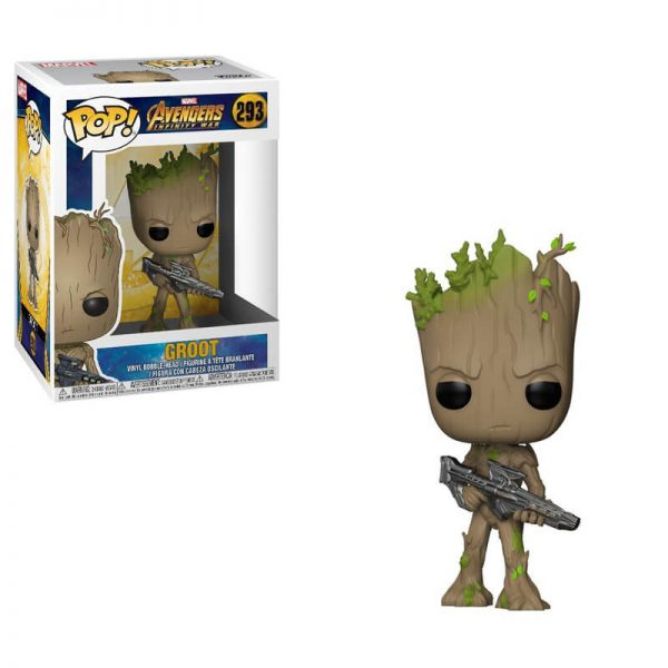 Infinity War Groot POP! Figure 2