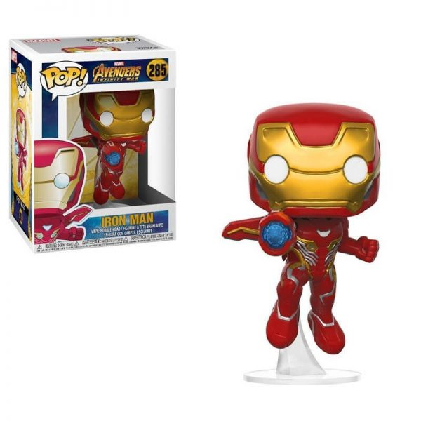 Infinity War Iron Man POP! Figure 2