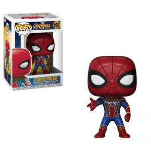 Infinity War Iron Spider Man Figure 2