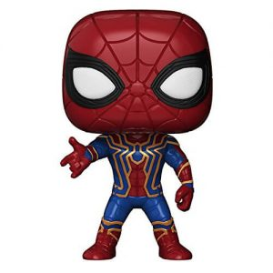 Infinity War Iron Spider Man Figure
