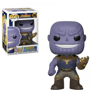 Infinity War Thanos POP! Figure 2